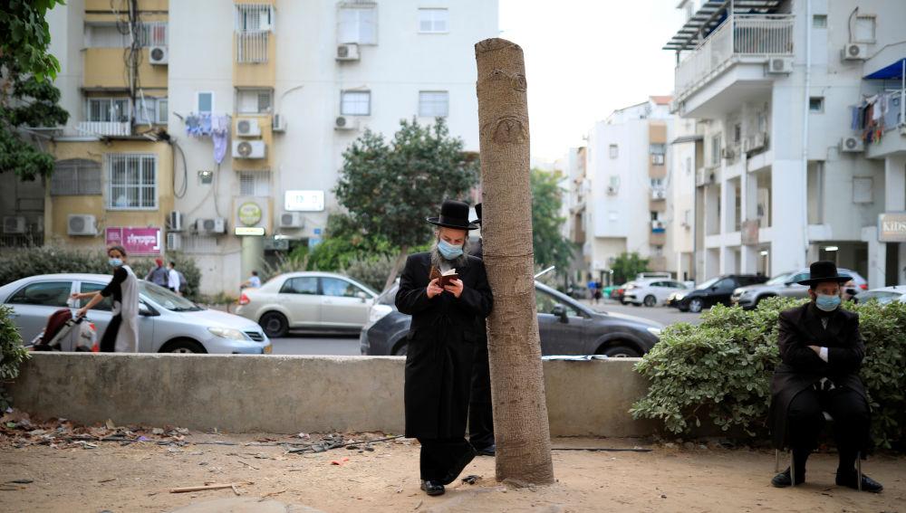 Israel, durante la pandemia del coronavirus