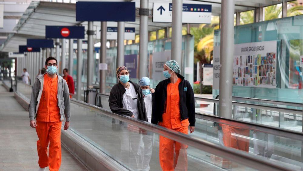Noticias de la mañana (17-09-20) Madrid estudia reabrir Ifema debido al aumento de contagios de coronavirus