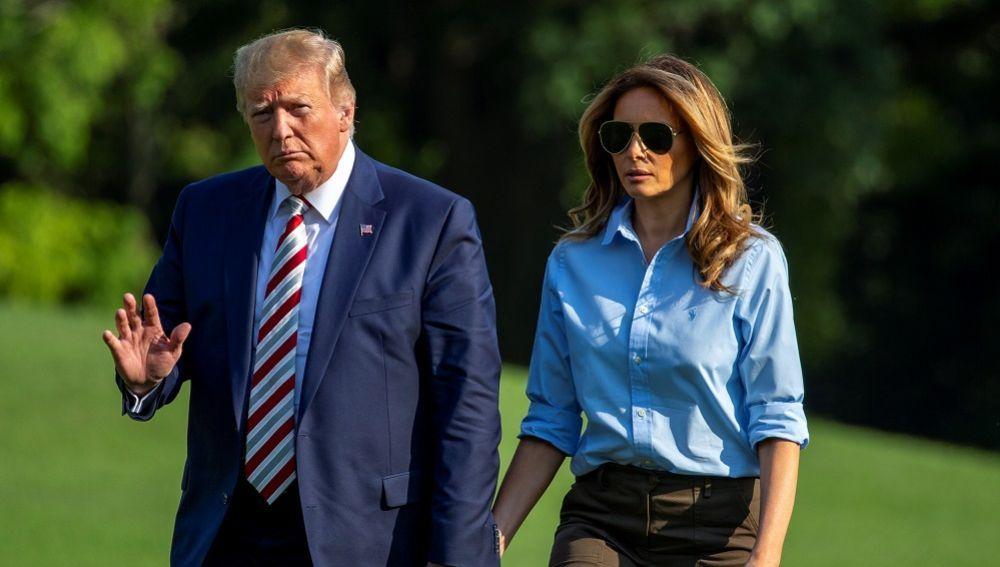 Noticias de la mañana (02-10-20) Donald Trump y Melania Trump inician una cuarentena por coronavirus tras el positivo de una asesora del presidente