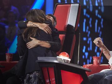 La voz - La voz 2020 - Laura Pausini ya no sabe qué hacer con Alejandro Sanz