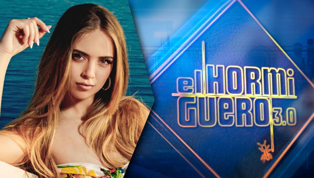 El jueves recibimos en 'El Hormiguero 3.0' a la actriz y cantante malagueña Ana Mena