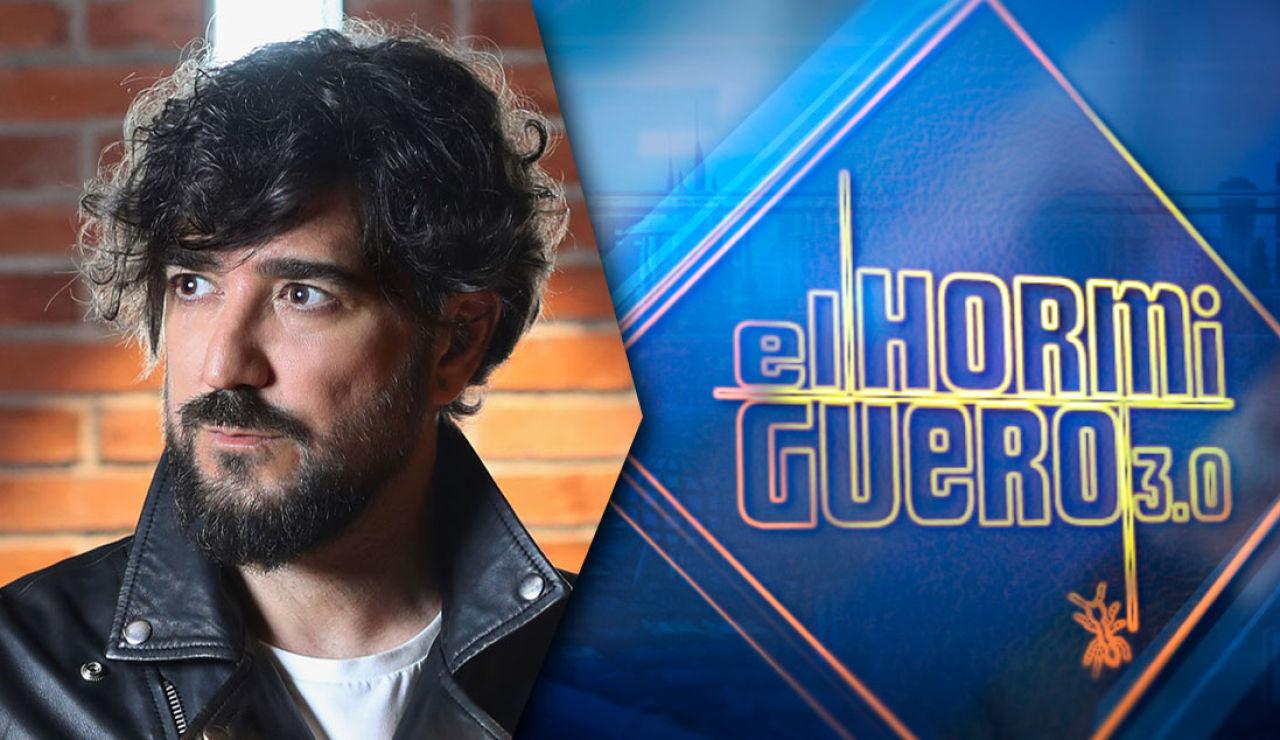 El martes, Antonio Orozco se divertirá en 'El Hormiguero 3.0'