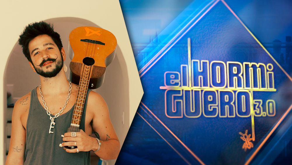 Camilo llena 'El Hormiguero 3.0' de buena música este martes
