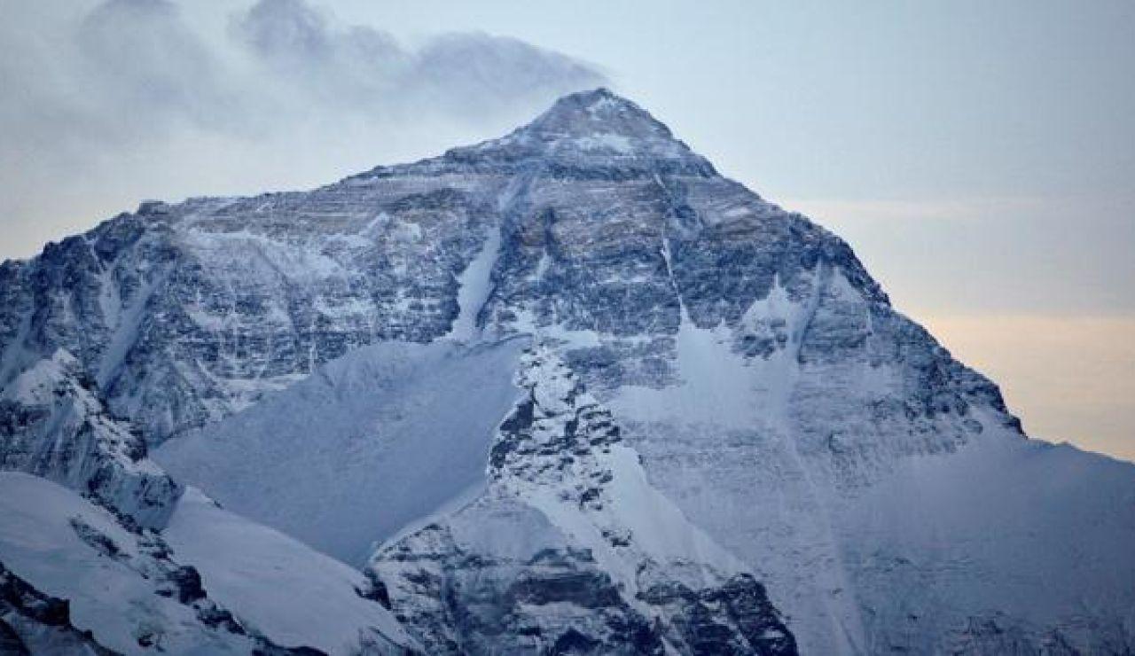 La altura definitiva del monte Everest