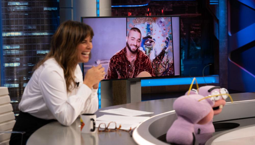 El retoque estético de Kim Kardashian que provocó las risas entre Maluma y la celebridad
