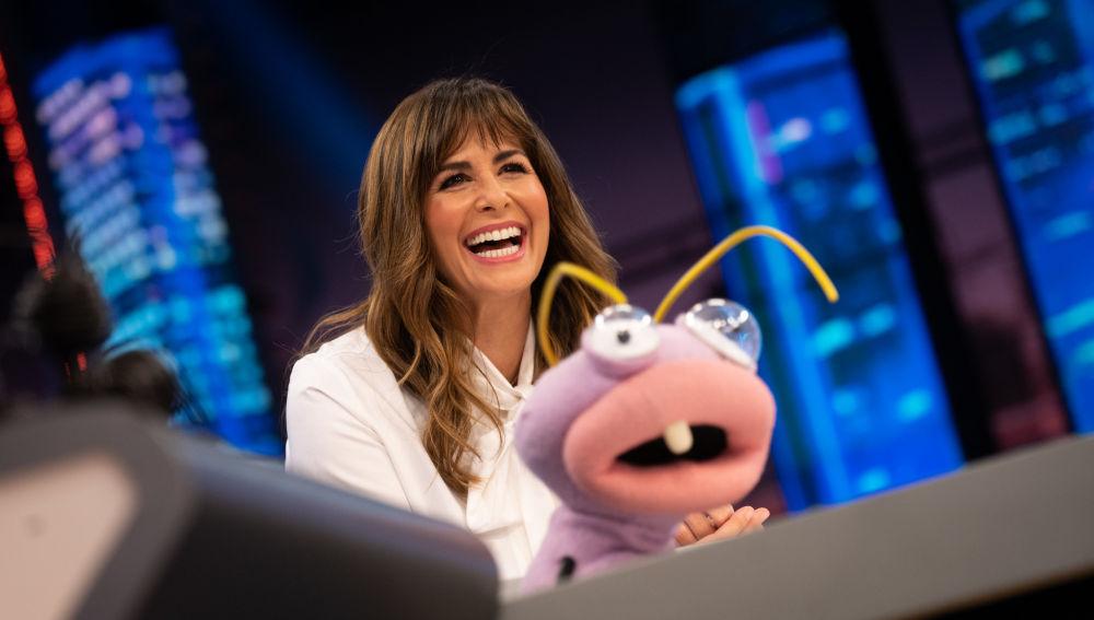 """Nuria Roca, ante el reto de presentar 'El Hormiguero 3.0': """"Es un bonito regalo"""""""
