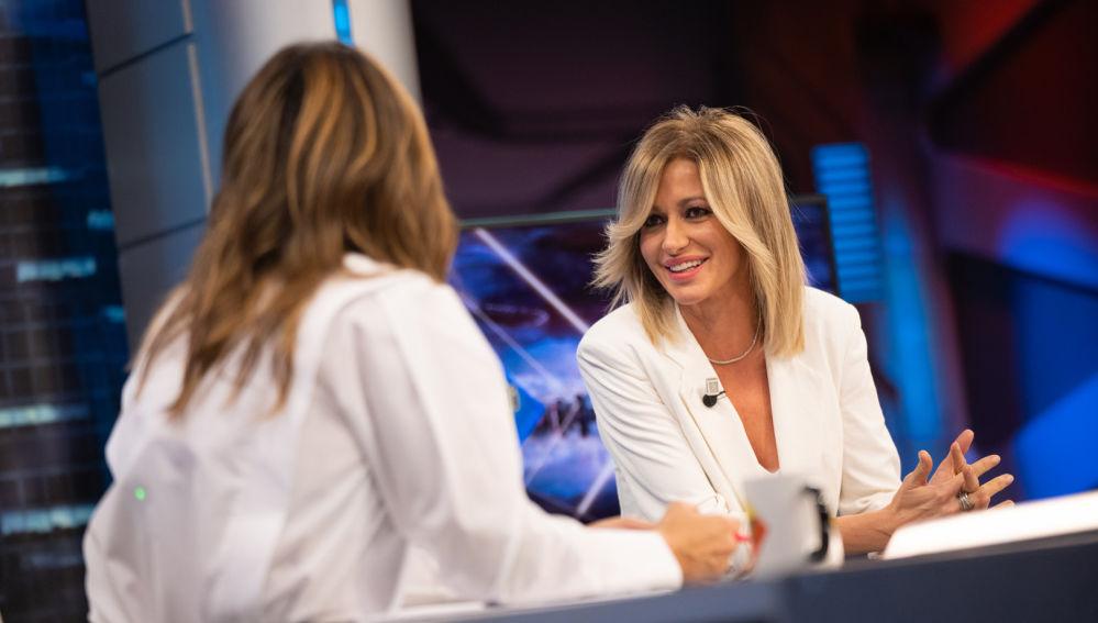 Susanna Griso se sincera en 'El Hormiguero 3.0' sobre cómo le afecta todo lo provocado por la pandemia