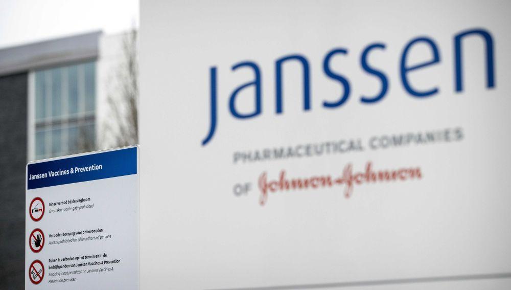 Laboratorio de Johnson and Johnson, donde se produce la vacuna de Janssen