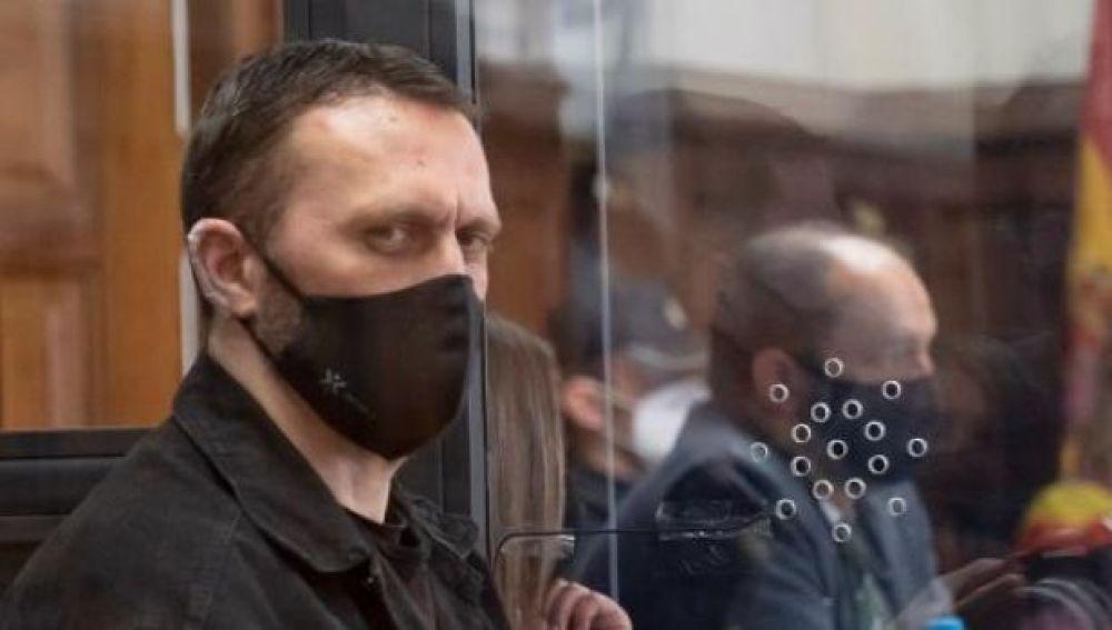Igor el Ruso, declarado culpable de 3 asesinatos