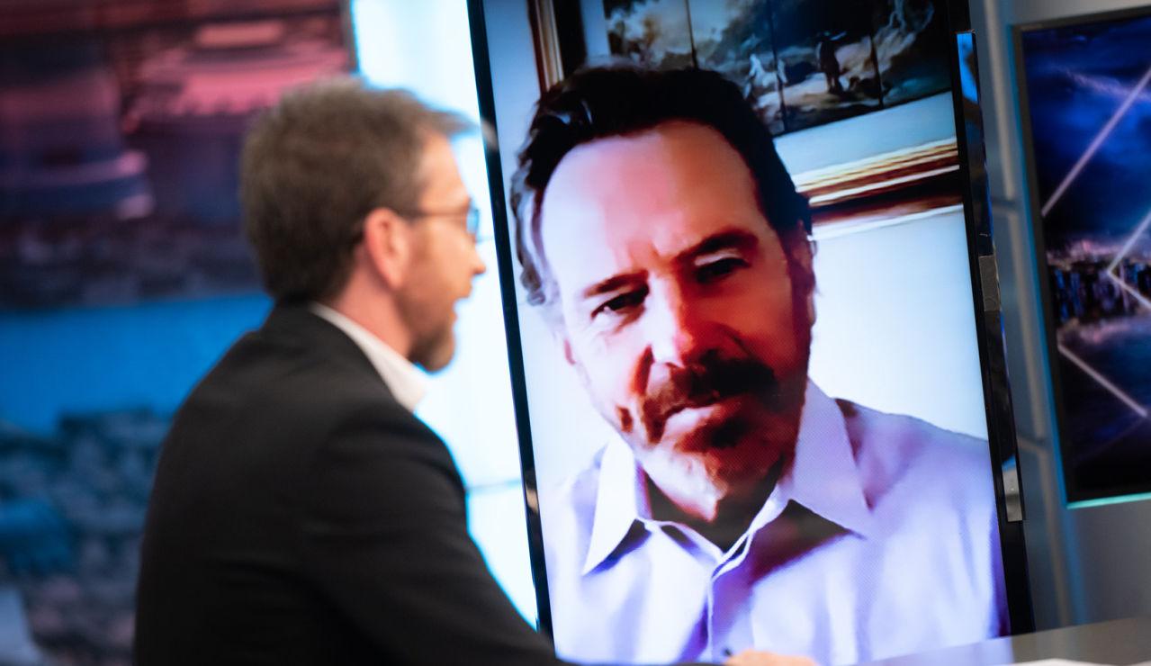 Disfruta de la entrevista completa a Bryan Cranston en 'El Hormiguero 3.0'