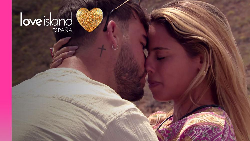 Love Island España - (18-04-21) Programa 6 -Carla lee la carta y abre su corazón a Jesús: ¿se está enamorando?