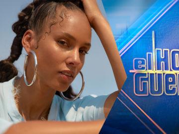 El jueves, Alicia Keys pone ritmo a la noche en 'El Hormiguero 3.0'