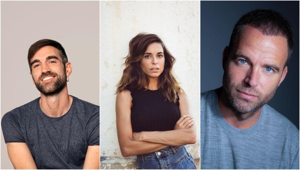 Jon Plazaola, Carlota Baró y Carles Francino protagonizarán la décima temporada de 'Amar es para siempre'