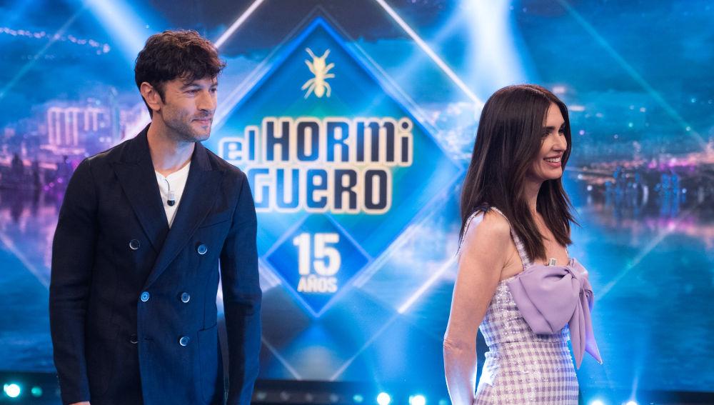 Disfruta de la entrevista completa a Javier Rey y Paz Vega en 'El Hormiguero 3.0'