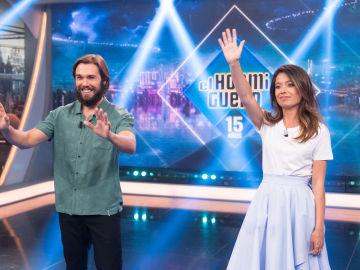 Revive la entrevista completa de Anna Castillo y Carlos Cuevas en 'El Hormiguero 3.0'