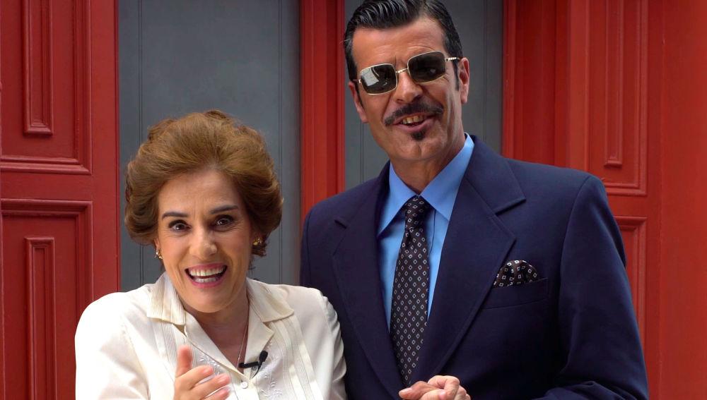 Sorprendemos a Lorenzo Bravo con su nuevo amor, Benigna Castro: ¡son la pareja del momento!