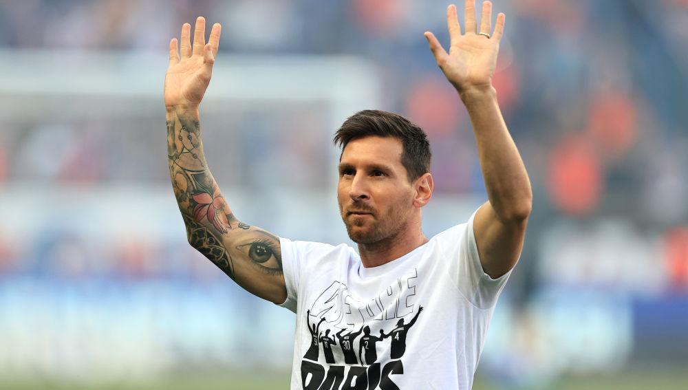 Ya hay fecha para el debut de Leo Messi con el PSG