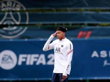 El PSG rechaza la oferta del Real Madrid por Mbappé, según medios franceses