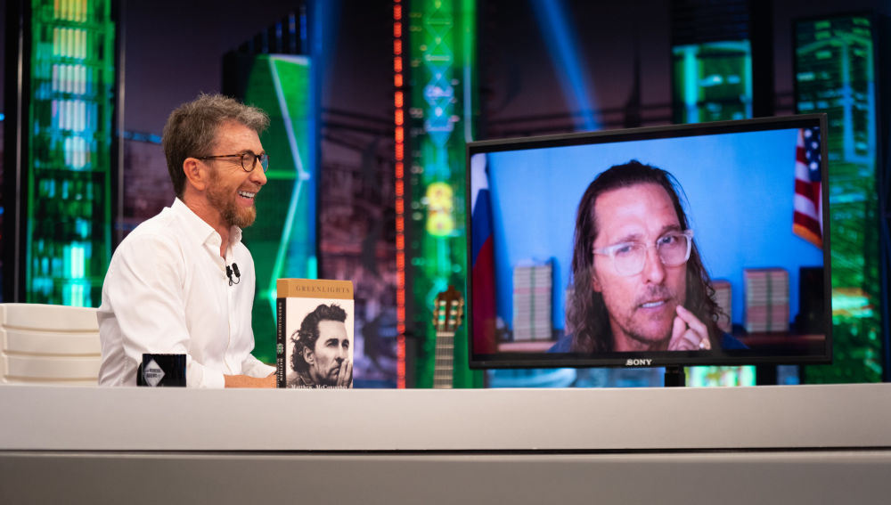 Matthew McConaughey confiesa cómo falleció su padre después de hacer el amor