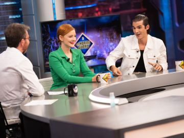 Ana Polvorosa y Álvaro Mel relatan cómo es recibir una llamada de Alejandro Amenábar