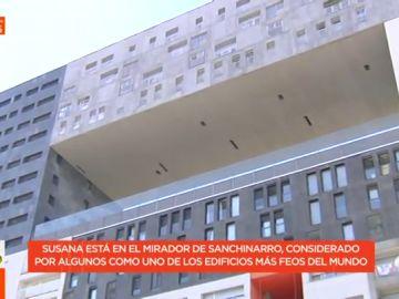Los edificios más feos de España dan la vuelta al mundo en 'Zapeando'