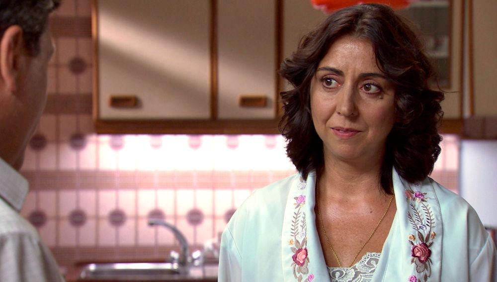 Penélope, honesta y valiente, se sincera con Ismael por miedo a perderle para siempre