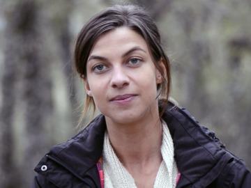 Natalia Tena, protagonista de 'Refugiados'