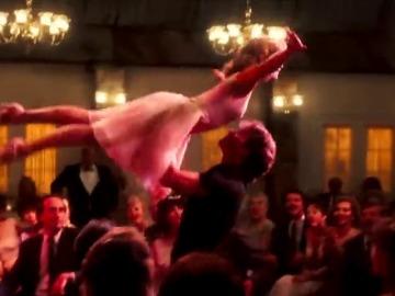 La escena final de Dirty Dancing ha sido vista, sólo en Internet, 350 millones de veces