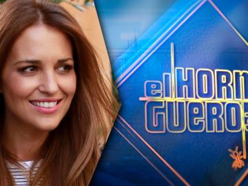 Paula Echevarría presenta sus nuevos proyectos el jueves en 'El Hormiguero 3.0'