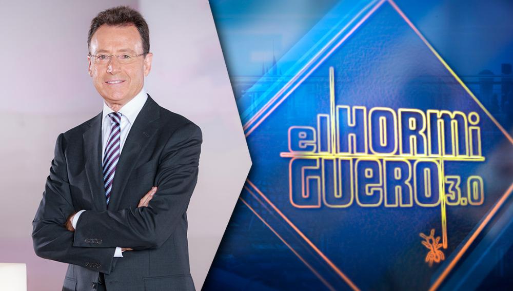 El presentador de Antena 3 Noticias, Matías Prats, se divertirá en 'El Hormiguero 3.0' el jueves