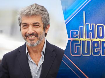 Ricardo Darín se divertirá el lunes en 'El Hormiguero 3.0'