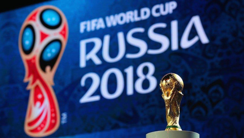 Sorteo del Mundial de Rusia 2018