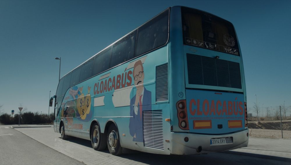 Una bomba en el autobús de la corrupción política