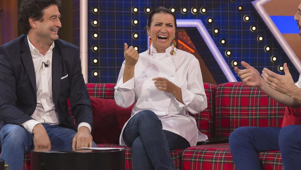 Mariló Montero y Pepe Rodríguez iluminan 'La noche de Rober' super 2