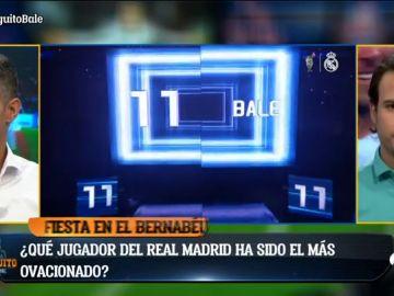 La celebración del Real Madrid, por todo lo alto