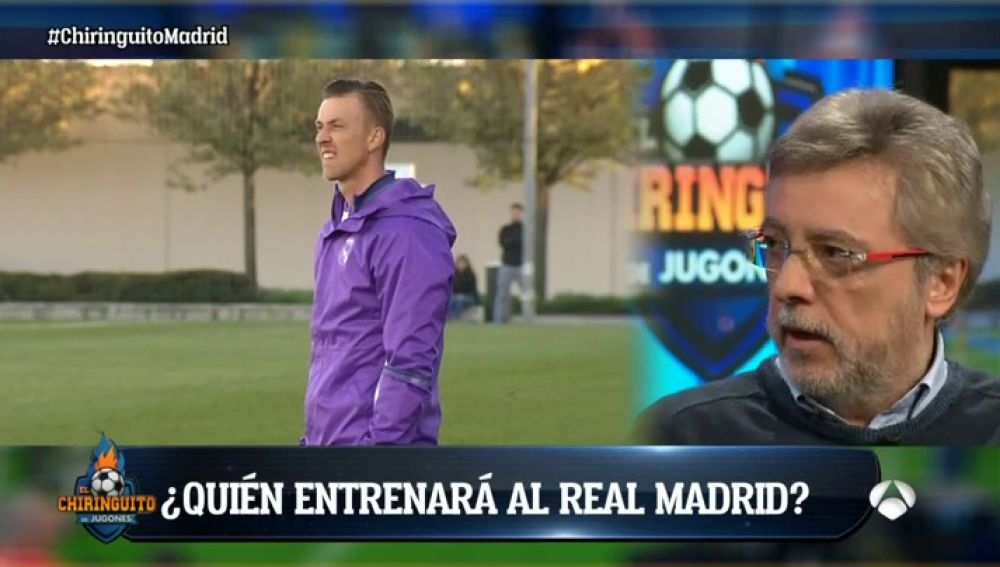 <p>¿Quién entrenará al Real Madrid la próxima temporada?</p>