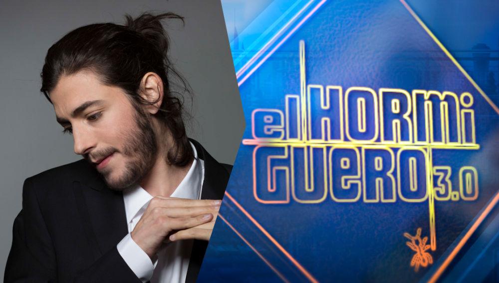Salvador Sobral visita El Hormiguero 3.0