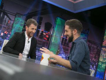 """David Broncano le explica a Pablo Motos lo que es un """"perfect"""" en 'El Hormiguero 3.0'"""