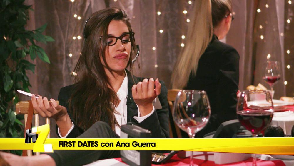 Ana Guerra busca novio en 'First Date'