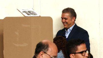El nuevo presidente de Colombia, Iván Duque