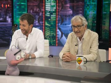 José Sacristán en 'El Hormiguero 3.0'