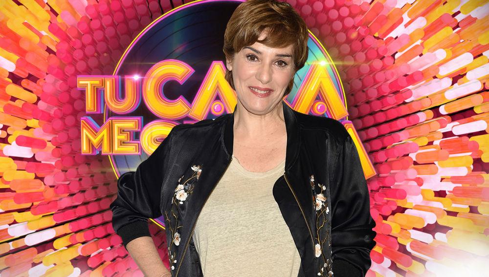 Anabel Alonso, quinta concursante de la séptima edición de 'Tu cara me suena'