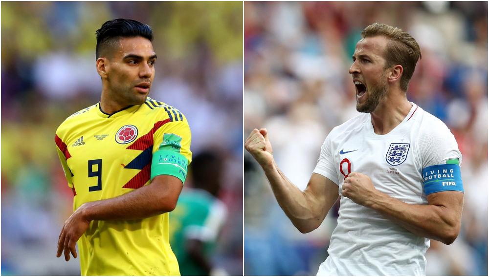 Colombia - Inglaterra, partido de octavos de final del Mundial de Rusia
