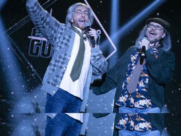 Santiago Segura y Pablo Motos cantan en 'El Hormiguero 3.0'