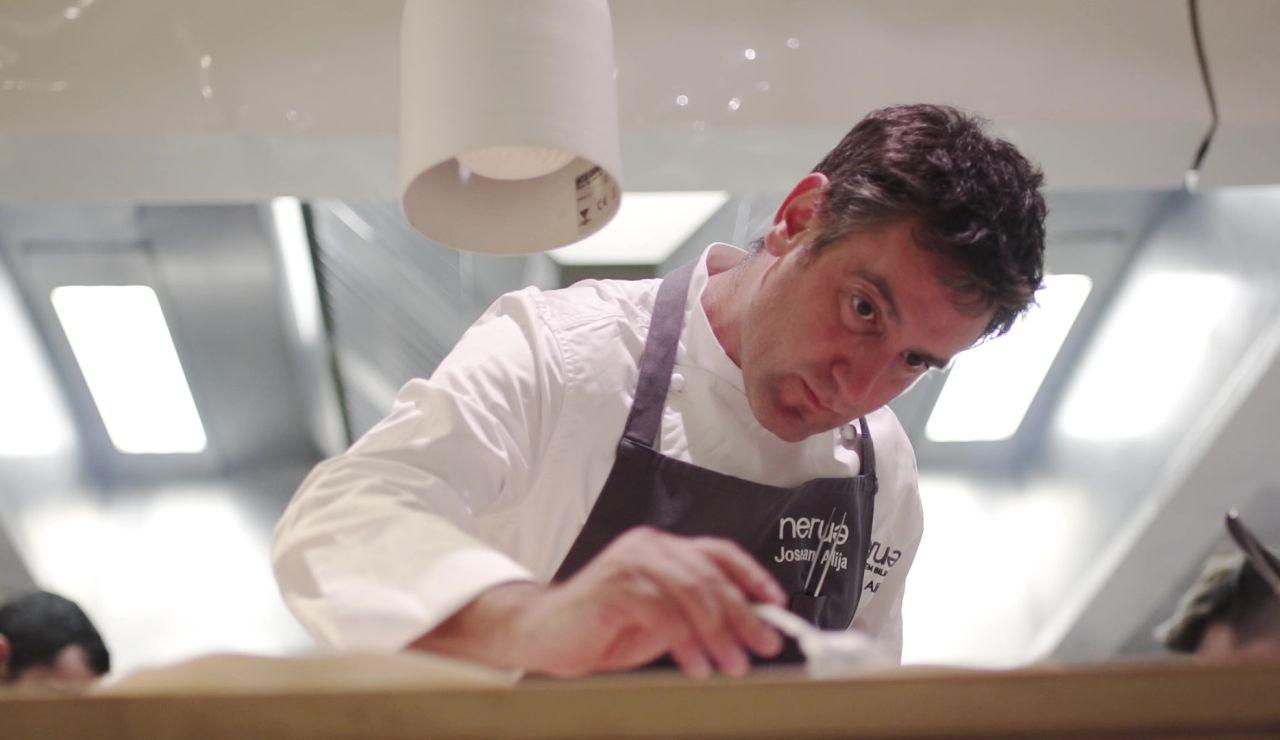 Josean Alija en 'Yo, chef'