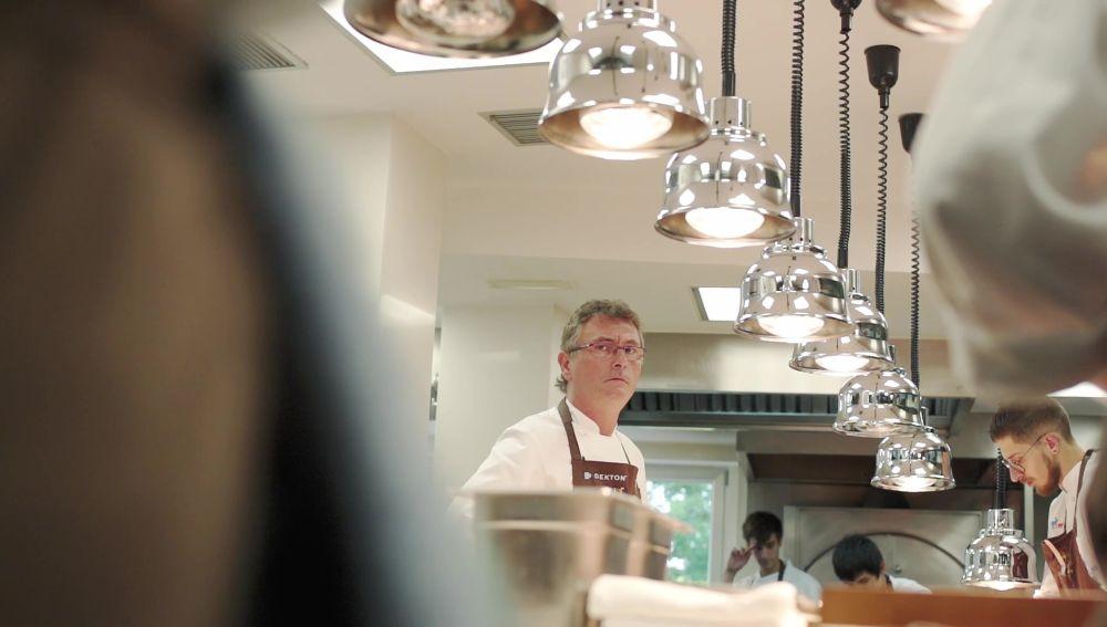 Andoni Luis Aduriz en 'Yo, Chef'