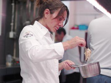 La cocinera Begoña Rodrigo en 'Yo, Chef'