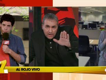 """""""Homo Zapping"""" con Ferreras en """"Al Rojo Vivo"""""""