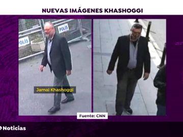 Muestran a un supuesto doble del periodista Jamal Khashoggi