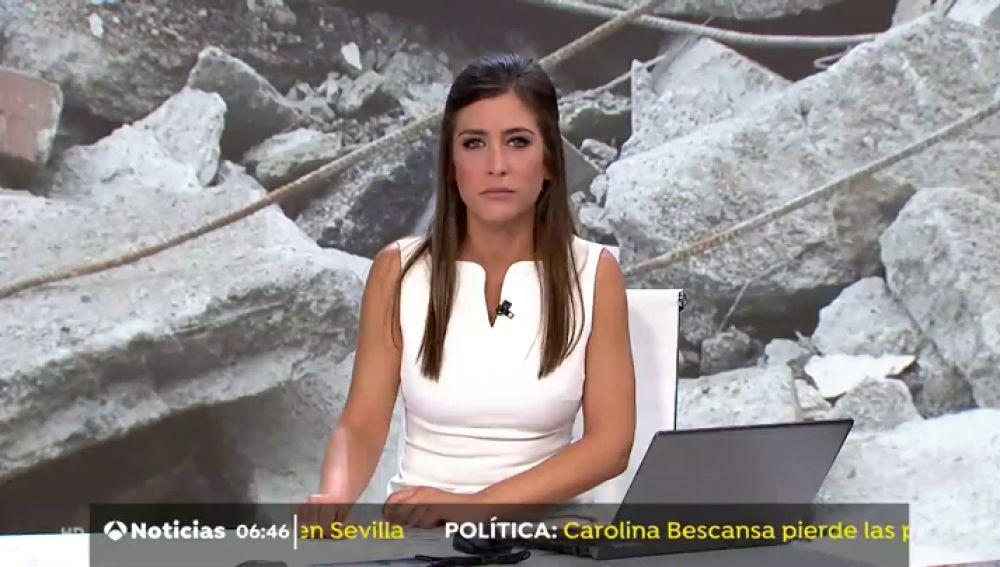 Dos mujeres heridas por el derrumbamiento de una acera en Turquía